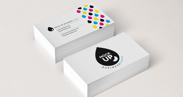 Psd business card mock up vol8 psd mock up templates pixeden psd business card mock up vol8 wajeb Image collections