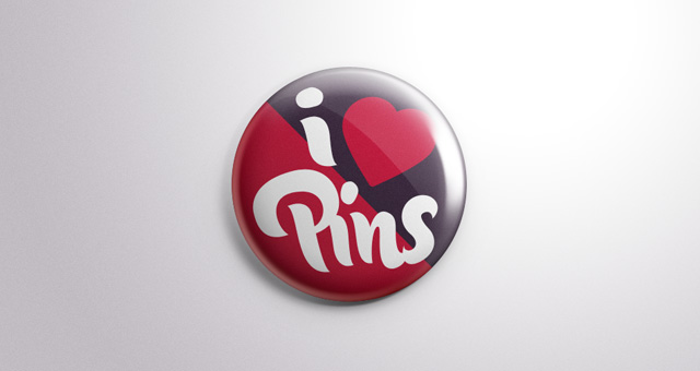 Psd Button Badge Pin Mock-Up | Psd Mock Up Templates | Pixeden