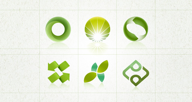 Logo Templates | Environment Logos Template Set Logo Templates Pixeden