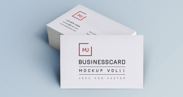 Psd business card mock up vol11 psd mock up templates pixeden psd business card mock up vol11 title title title cheaphphosting Image collections