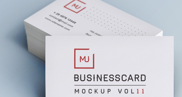 Psd business card mock up vol11 psd mock up templates pixeden psd business card mock up vol11 title title title reheart Images