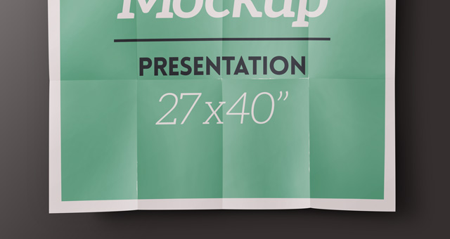 Psd Poster Mockup Presentation Vol1 | Psd Mock Up ...