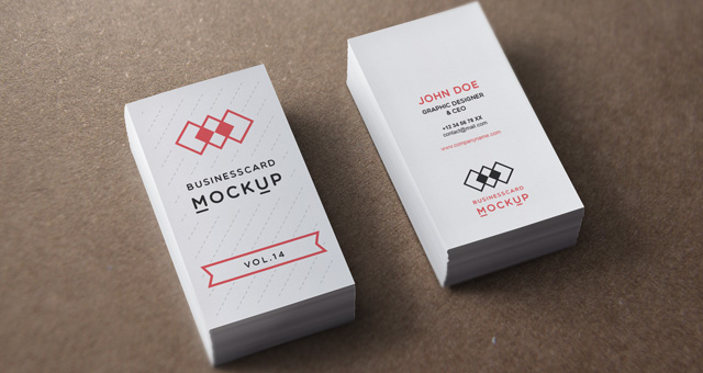 Psd business card mock up vol14 psd mock up templates pixeden psd business card mock up vol14 reheart