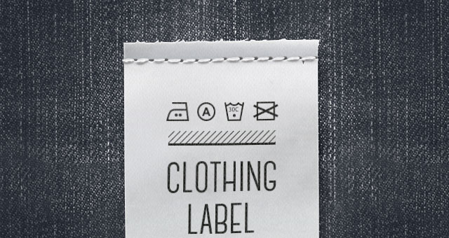 Psd Clothing Label Mockup Miscellaneous Pixeden