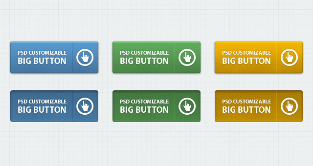 Classic Psd Web Buttons 01