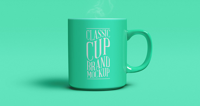 Psd Coffee Mug Mockup Psd Mock Up Templates Pixeden