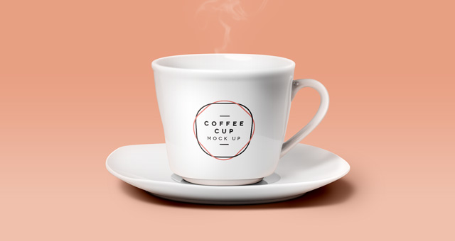 Psd Coffee Cup Mockup Psd Mock Up Templates Pixeden