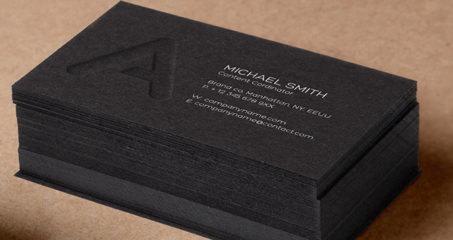 Psd Business Card Mock Up Vol24 Title