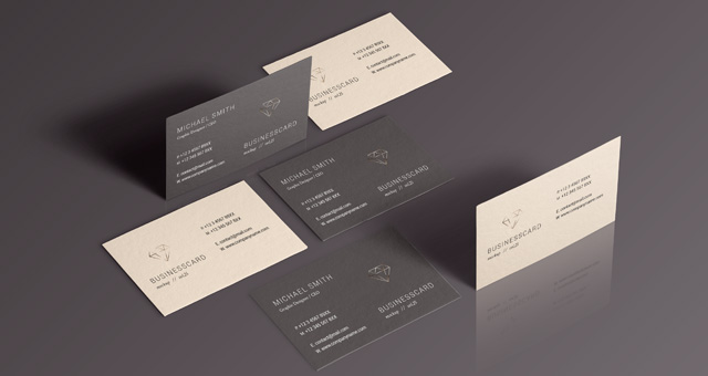 business card presentation template psd - psd business card mock up vol25 psd mock up templates