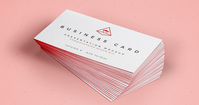 Psd business card mock up vol26 psd mock up templates pixeden psd business card mock up vol26 reheart Image collections