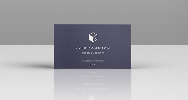 Psd business card mock up vol28 psd mock up templates for Business card presentation template psd