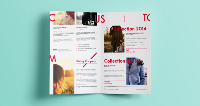 a4 brochure template psd free download - psd bi fold mockup template vol6 psd mock up templates