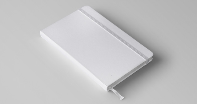 Classic Psd Notebook Mockup Vol2 Psd Mock Up Templates
