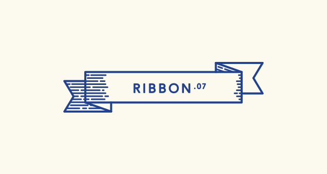 Retro Outline Ribbon Vector Set Decorative Vectors Pixeden
