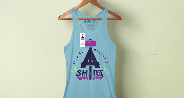 women racerback tank mock up by mocca2go graphicriver