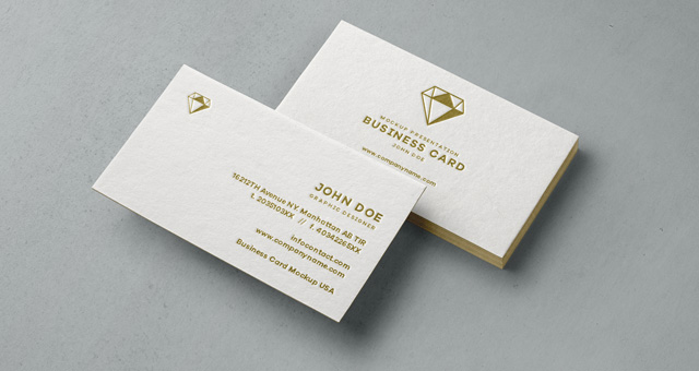Psd Business Card Mock Up Vol31 Psd Mock Up Templates Pixeden