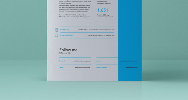 Psd Double Gate Fold Brochure Vol5 | Psd Mock Up Templates | Pixeden