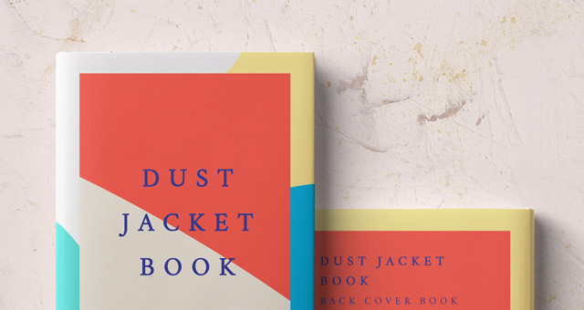 psd a5 dust jacket book vol1 psd mock up templates pixeden
