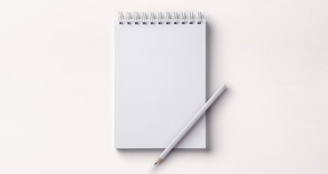 Psd Ringed Notepad Mockup Psd Mock Up Templates Pixeden