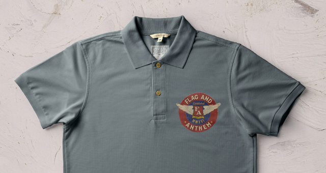 Psd Polo Shirt Mockup Vol3
