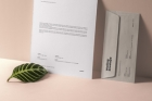Basic Mailing Stationery Mockup 2