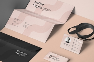 Basic Stationery Branding Vol 16