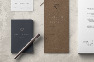 Basic Stationery Branding Vol 20