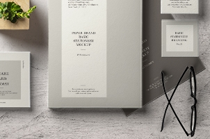 Basic Stationery Branding Vol 21