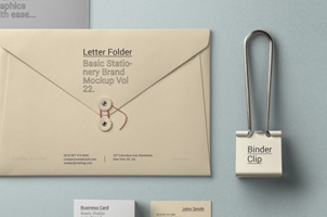 Basic Stationery Branding Vol 22