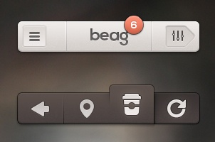 Beag Simple UI App Kit