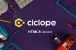 Ciclope HTML5 App Landing Page