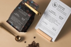 Coffee Bag Psd Packaging Mockup