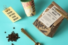 Coffee Psd Stationery Scene Mockup