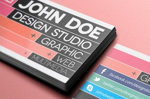 Creative Business Card Template Vol 3