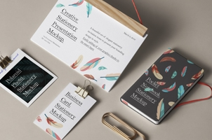 Creative Psd Stationery Mockup