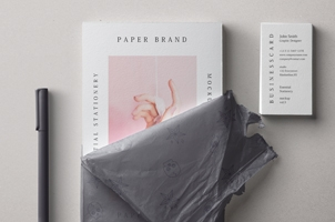 Essential Stationery Psd Mockup Vol3