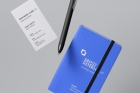 Gravity Stationery Mockup