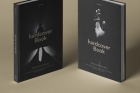 Hardcover Psd Book Mockup Set