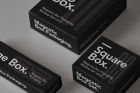Magnetic Psd Box Packaging Mockup Set 2