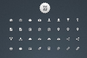 Mini Icons Set Vol2