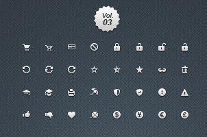 Mini Icons Set Vol3