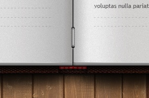 Moleskine Notepad Book Psd