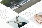 Molly Corporate Psd Theme