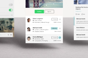 Perspective App Screens Mock-Up 9