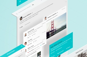 Perspective Web App Showcase
