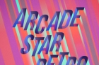 Psd Arcade Star Text Effect