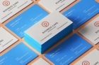 Psd Business Card Branding Mockup 7