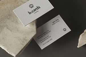 Psd Business Card Mockup Showcase