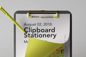 psd-clipboard-stationery-mockup-vol4