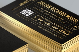 Premium and free business cards templates pixeden psd corporate business card vol 8 accmission Image collections